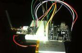 Arduino GPS/GSM Tracker (chien de garde activé)