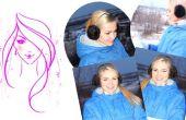 HOW TO MAKE oreilles poilues