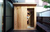 Comment construire une cabane minuscule