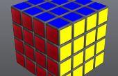 Résoudre le cube de Rubik 4 x 4, facile !