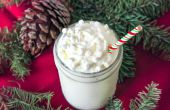 White Christmas Frappuccino recette