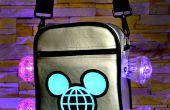Doté de sac personnalisé Disney World réalisé avec la technologie Magic