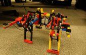 Quadroped Robot - (montage NIOSII)