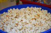 Faire des Popcorn sur le poêle !