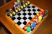 Jeu d'échecs jeu vidéo classique