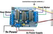 Un autre Arduino télécommande voiture pilotée par téléphone Android à l'aide du Bluetooth Module