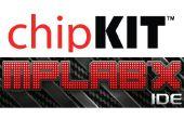 Démarrage d'un projet sous MPLAB X pour chipKIT produits