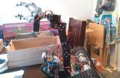 Bras robotisé pour réservoir autonome