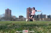 Comment la courbe A Soccer Ball comme Beckham