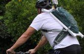 Monture de caméra pack hydratation pour GoPro