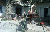 Un Swing Set que génère l'électricité