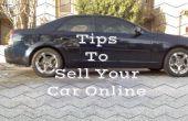 Vendre votre voiture en ligne en toute simplicité
