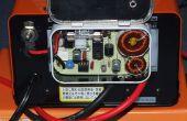 Desulfator pour Batteries 12V de voiture, un Altoids Tin