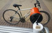 SudsCycle : Un vélo moteur Machine à laver (Prototype 1.0)