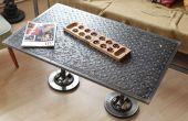 Dieselpunk Full Metal Table basse