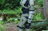 Comment faire la mousse Halo armor