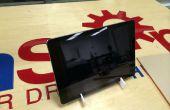 Laser-Cut minimaliste iPad Stand Air