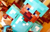 DIY Costume Minecraft