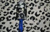 ☆ ☆ de timbre de rouleau (à partir de bandes de poils de rouleau)