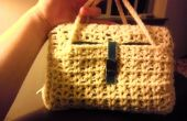Choux au crochet... Crochet-planificateur quotidien pour capot de sac à main