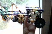 Knex bataille voiture : Le destructeur de documents