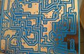 DIY PCB à l'aide de résine photosensible liquide