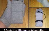Téléphone mobile Hoodie et Texting gants