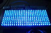 Matrice de LED 24 x 10 (Arduino basé)