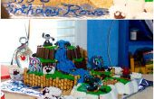 Gâteau d'anniversaire de Skylanders