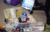 Comment faire une trémie pour un pistolet airsoft sur une vieille bouteille