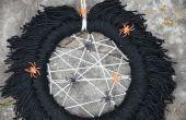Spooky Couronne de fil