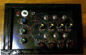 Générateur de bruit bizarre - comment faire un panneau de commande