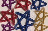 DIY : Comment faire les étoile parfaite en utilisant du papier ordinaire