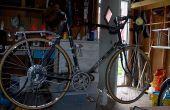 Stand de réparation de vélo (facile, bon marché, rapide)