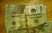 Caché de poche pour objets de valeur dans votre sac à dos