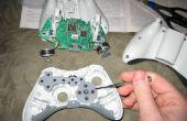BRICOLAGE fixer la Croix directionnelle sur la manette Xbox 360 (plus qu'un simple ponçage)