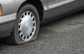 Comment changer un pneu de voiture