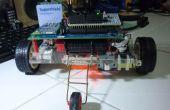 Un rover téléphone contrôlée (Intel Edison + Billy + Arduino)