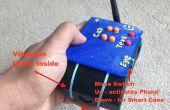 Repenser le téléphone pour les malvoyants - avec une canne Smart