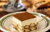 Comment faire A Virgin Tiramisu italien