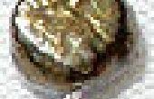 Spirale Dangles et goupilles de tête spirale