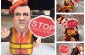 Comment ridiculiser publiquement Chris Christie avec une 3d imprimés action Figure