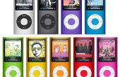 Réparation iPod Nano 4G (5G?)