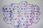 Dessiner et jouer votre propre jeu Settlers of Catan à partir de zéro.