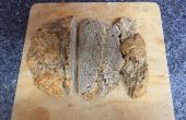Le pain de soude dans un faitout
