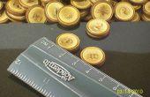 En bois Steampunk clés sur le thème 3D Laser gravé et couper