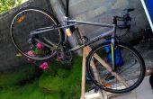 Moto Repair Stand bois