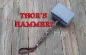 Marteau de Thor Odeon puissant !