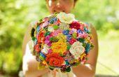Crochet de votre Bouquet de mariée
