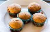 Compote de pommes facile Muffins